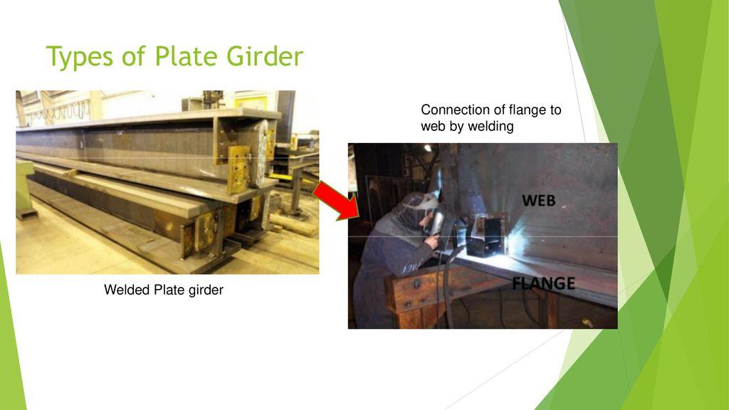 EAT 415 :ADVANCED STEEL BUILDING DESIGN PLATE GIRDER - ppt