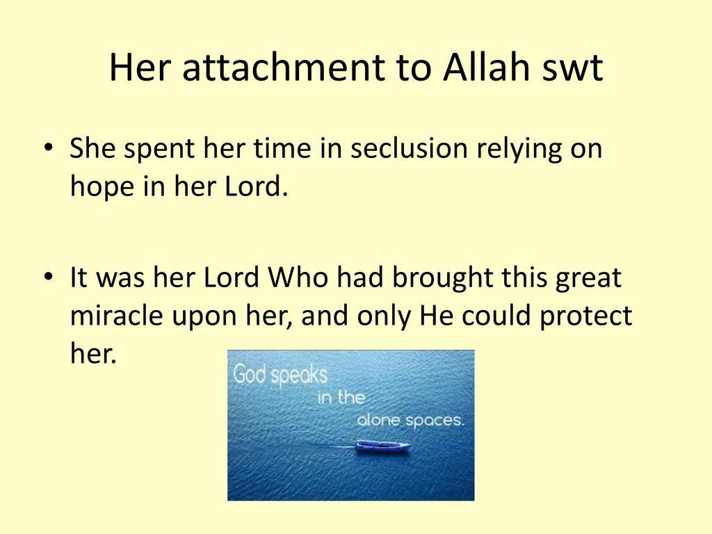 Surah Maryam For Pregnancy