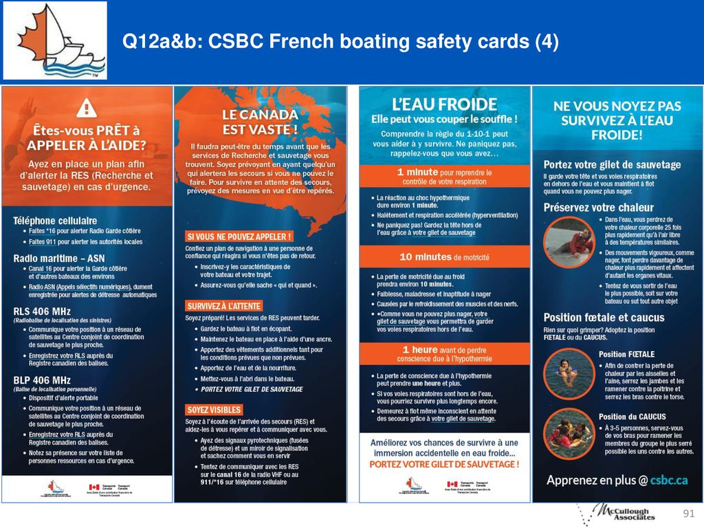 Q12a&b: CSBC French boating safety cards (4)
