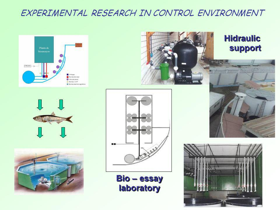 EXPERIMENTAL RESEARCH IN CONTROL ENVIRONMENT