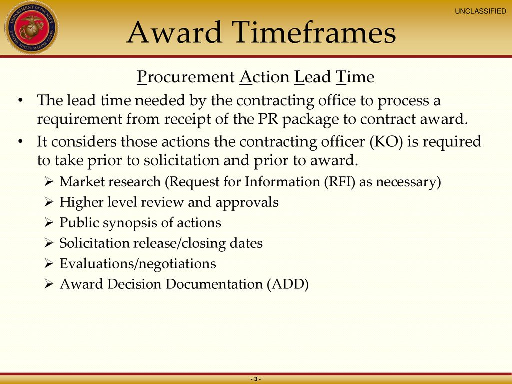 Part V The PROCUREMENT Process - ppt download