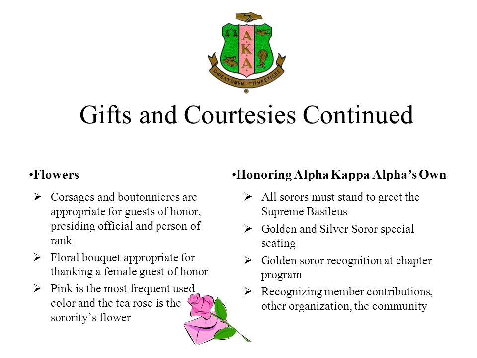 Alpha Kappa Alpha Sorority Incorporated Ppt Video Online