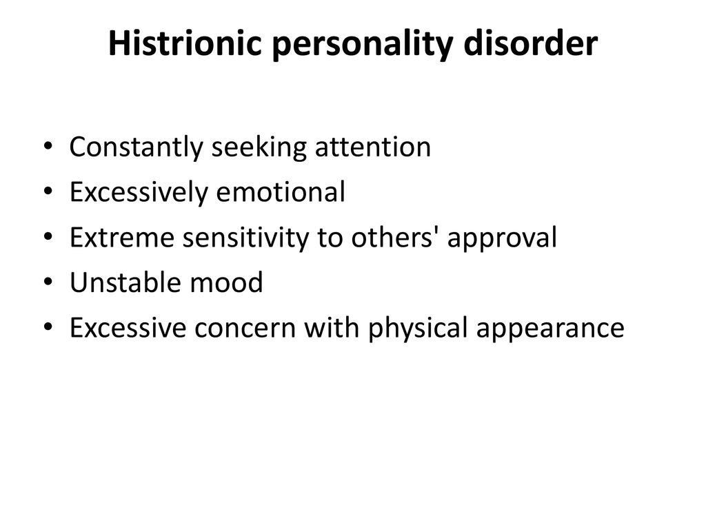 Personality Disorders (Axis II) - ppt download