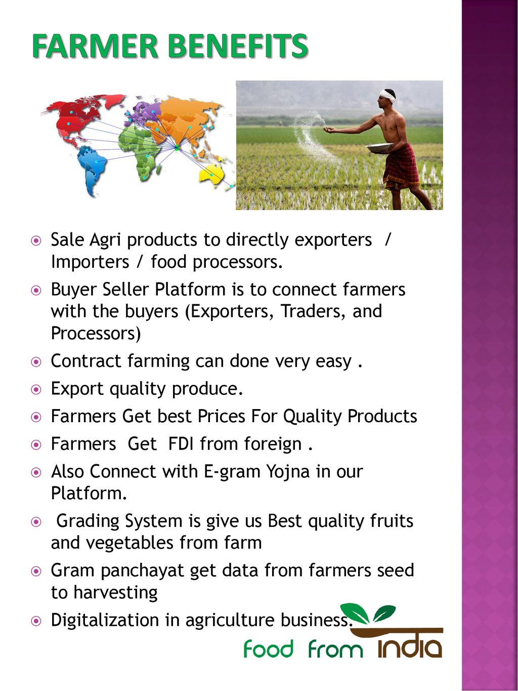 Food From India LLP  Food from India  - ppt download