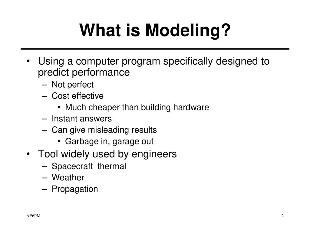 Introduction to Antenna Modeling - ppt download