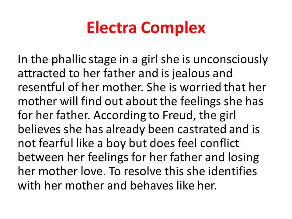 sigmund freud electra complex