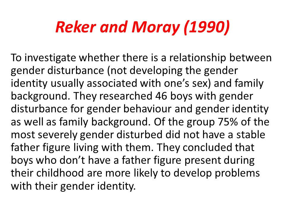 Reker and Moray (1990)