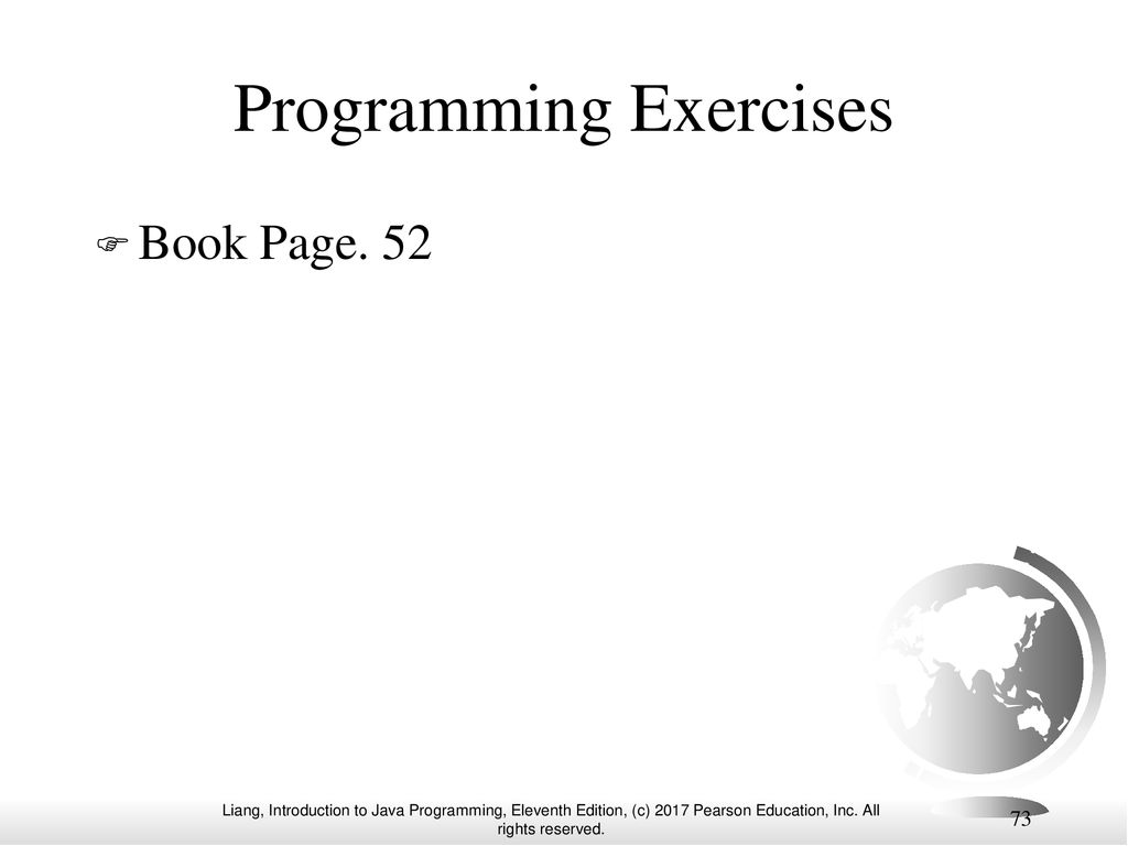 Chapter 1 Introduction to Computers, Programs, and Java - ppt download