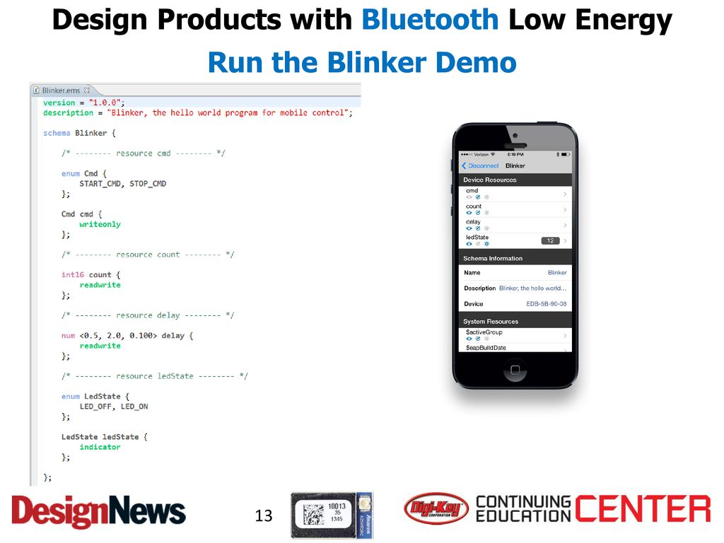 Design Products with Bluetooth Low Energy - ppt download