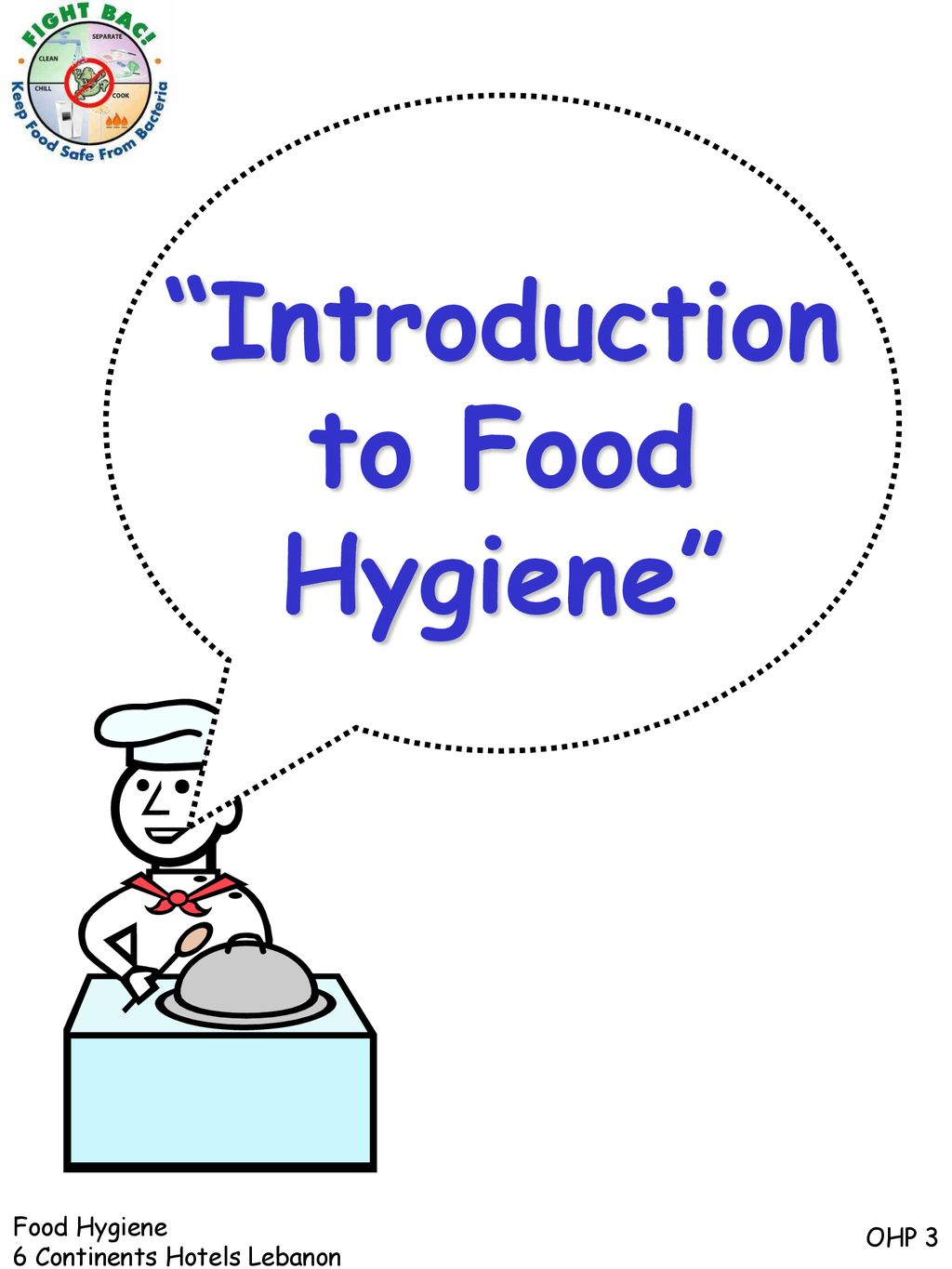 """Welcome to """"FOOD HYGIENE"""" Training - ppt download"""