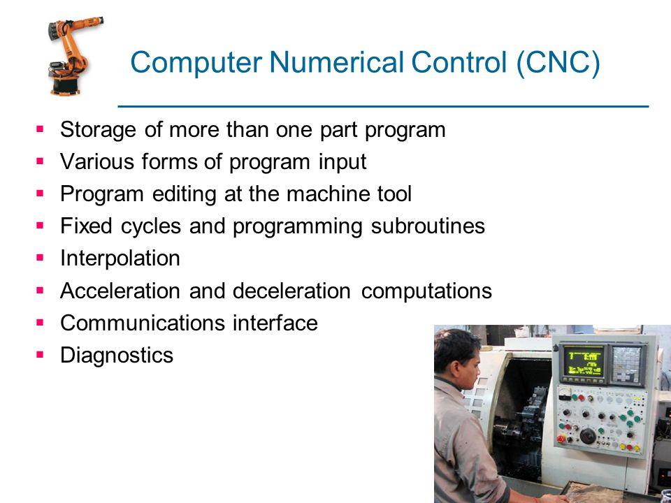 Unit 5 Numerical Control - ppt video online download