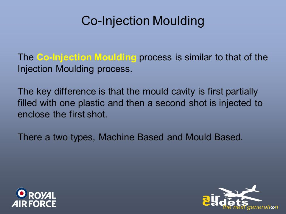 Co-Injection Moulding