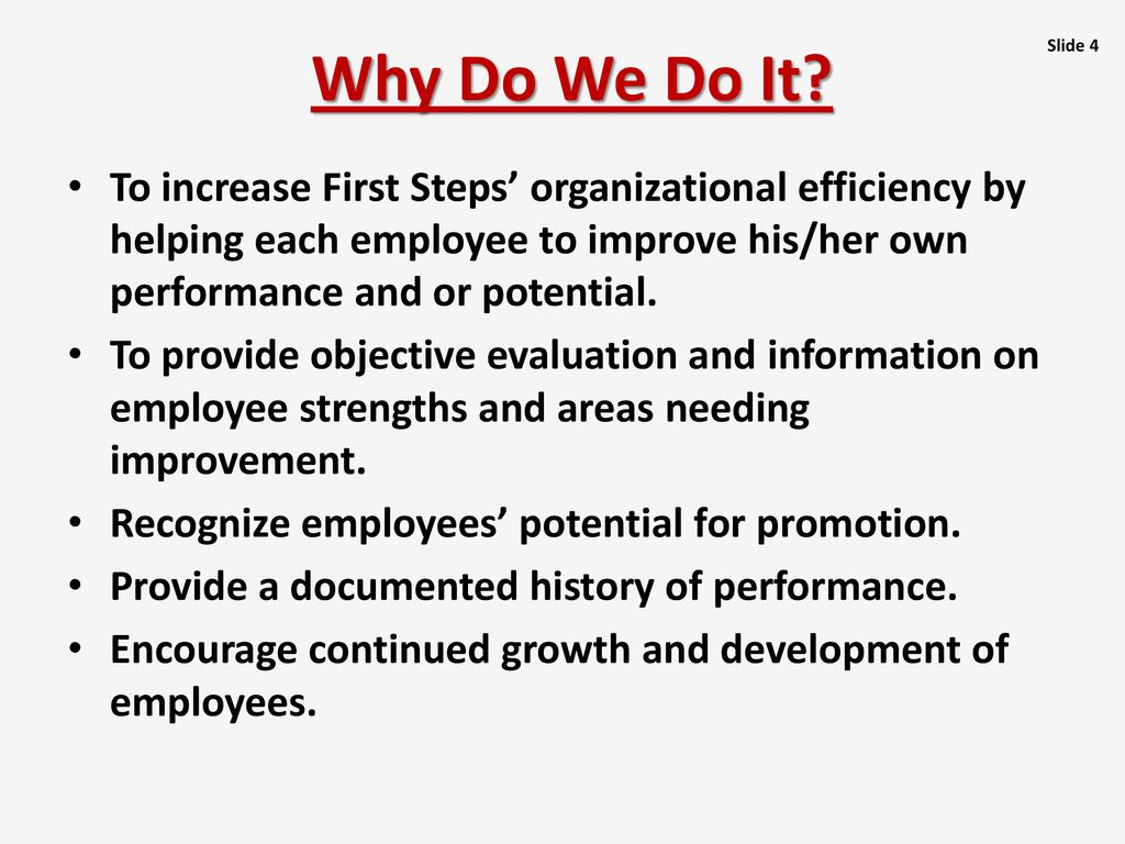 Employee Performance Management System (EPMS) - ppt download