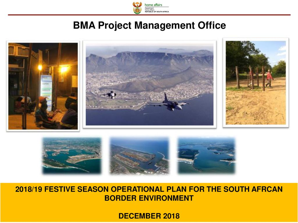 BMA Project Management Office