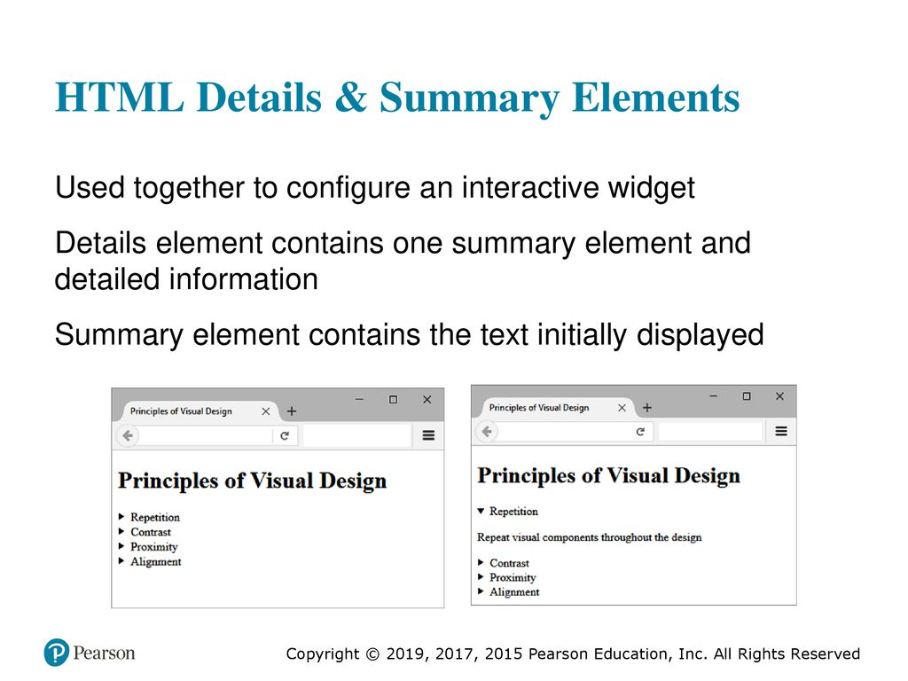 Web Development & Design Foundations with H T M L 5 - ppt