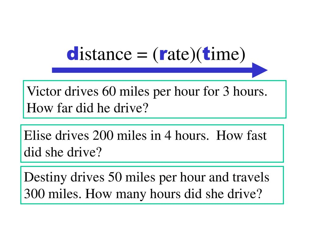 8 5 Motion Problems Ppt Download