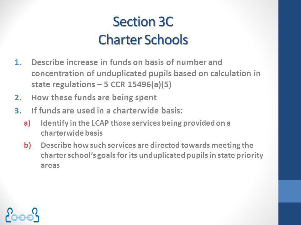 Section 3C Charter Schools