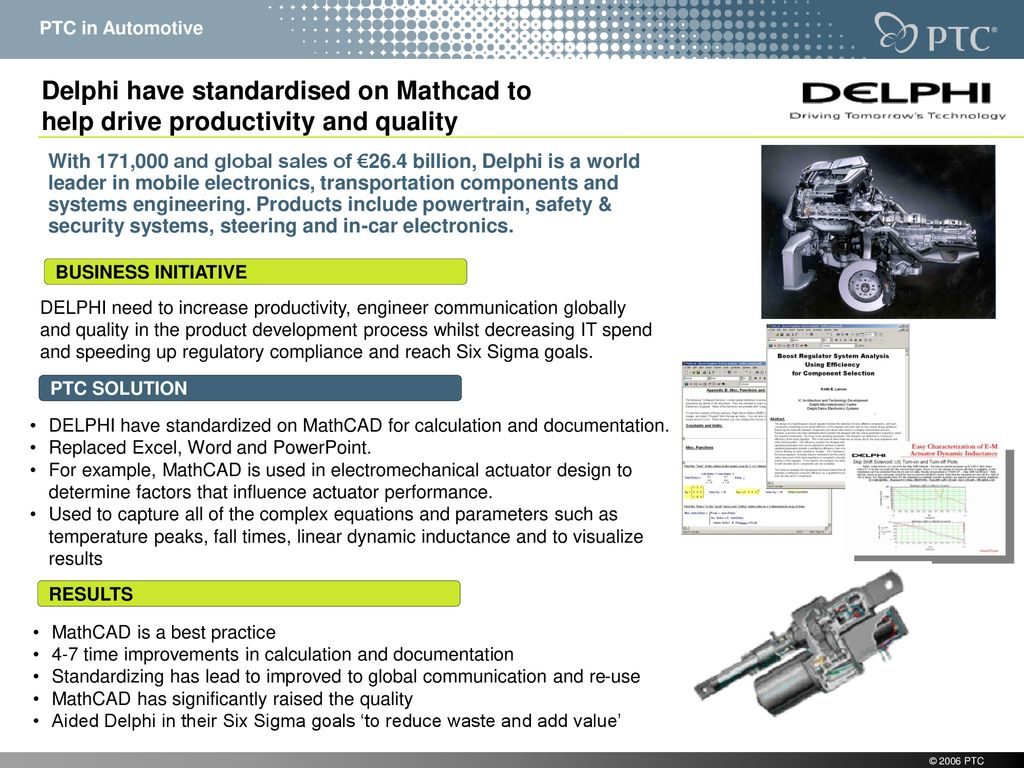 Mathcad – Use Cases by Vertical - ppt download