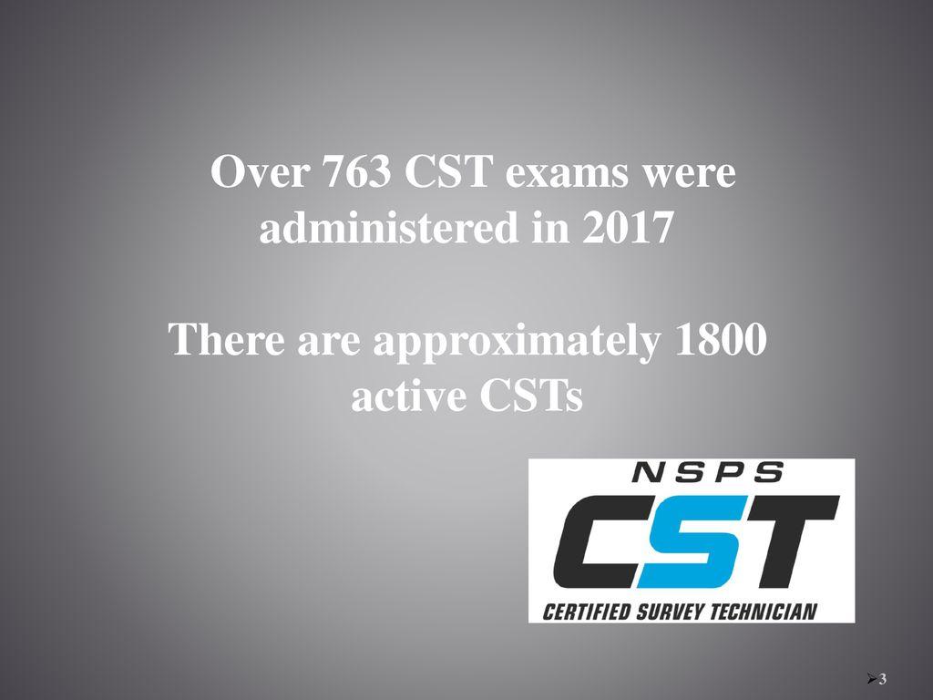 CST Program Description and Test Preparation - ppt download
