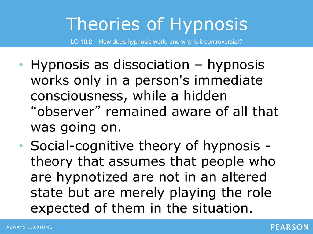 4 Consciousness: Sleep, Dreams, Hypnosis, and Drugs  - ppt