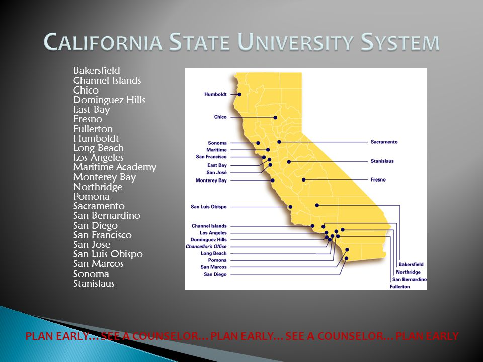 California State University System