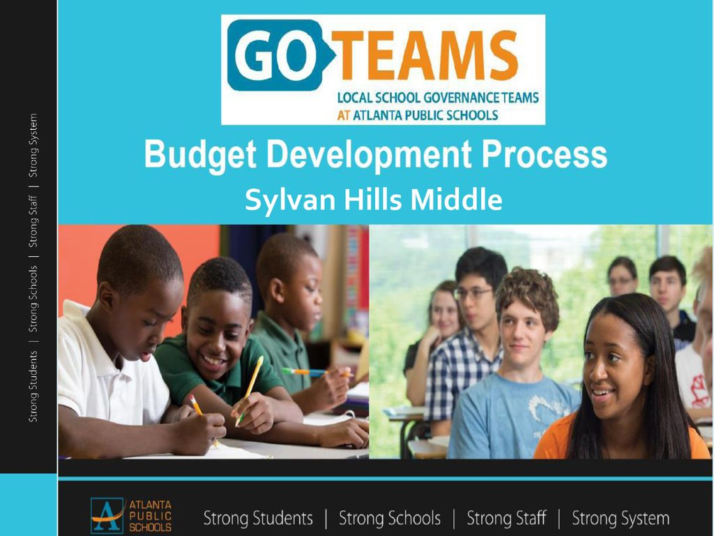 Sylvan Hills Middle Good Afternoon! Today we begin the