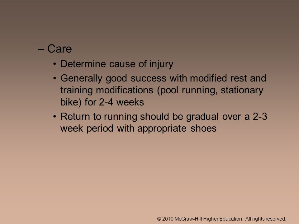 Care Determine cause of injury