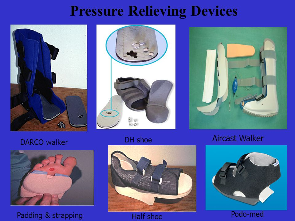 Pressure Relieving Devices