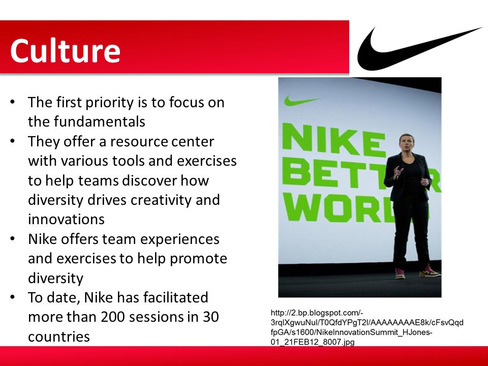 Nike Imc Advertising Campaign Ppt Video Online Download