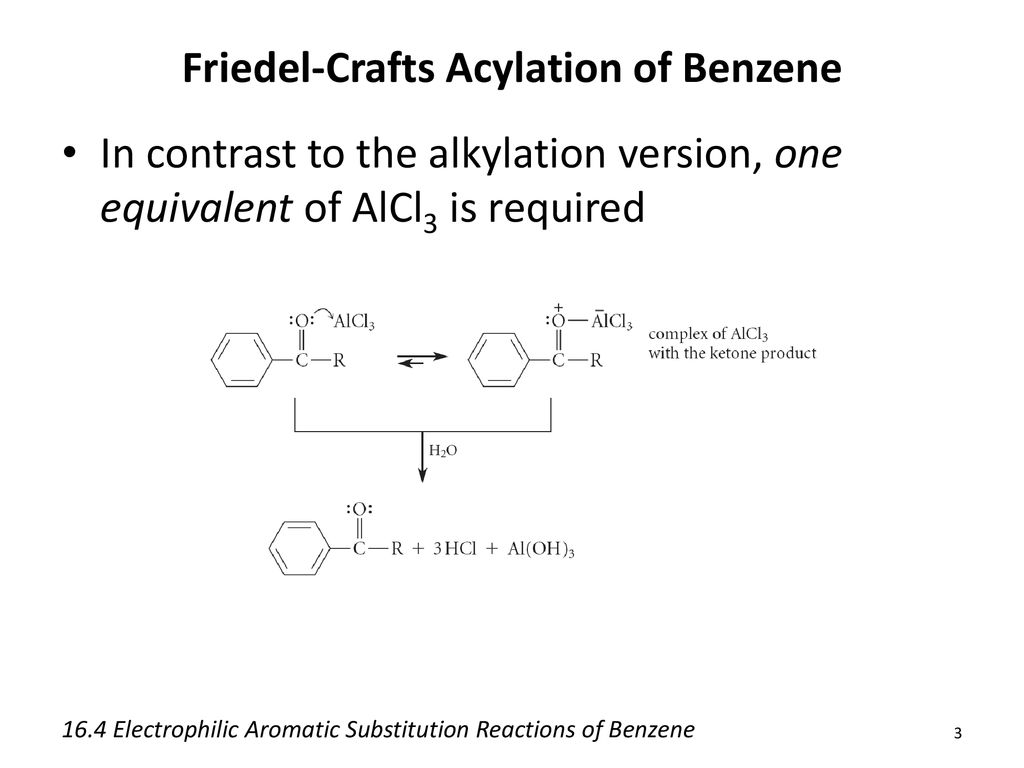 Friedel-Crafts Acylation of Benzene - ppt download