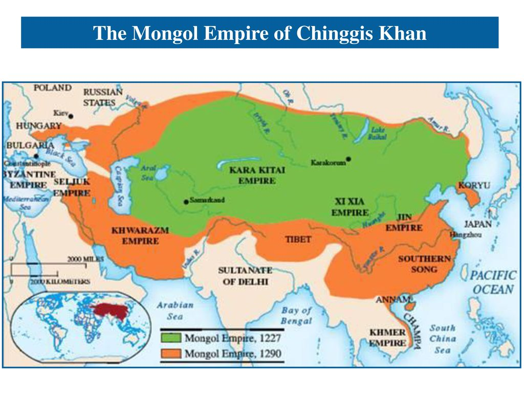 The Mongols. - ppt download on