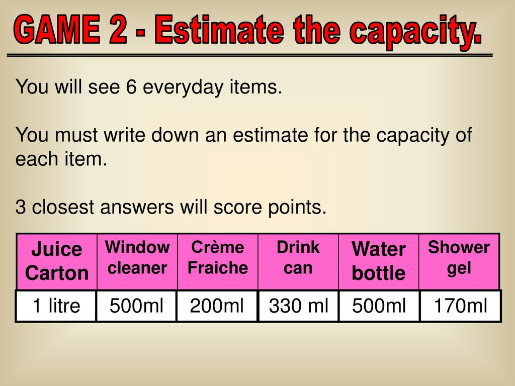 The amount is right!!  - ppt download