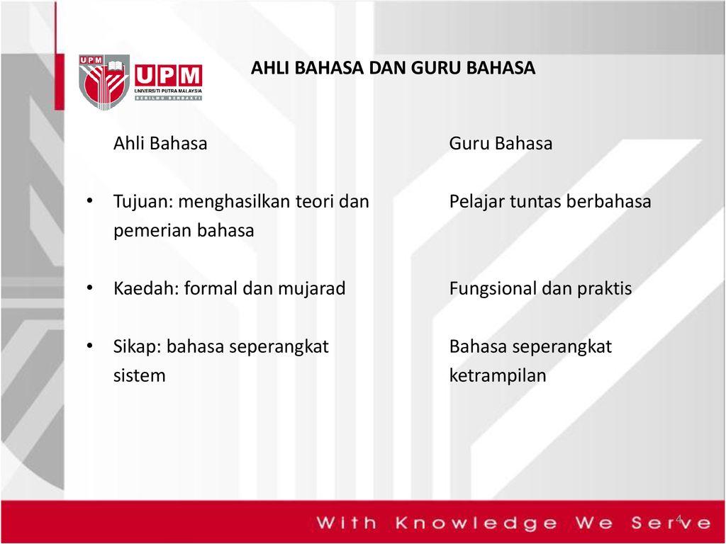 MINGGU 14 Linguistik Terapan Ppt
