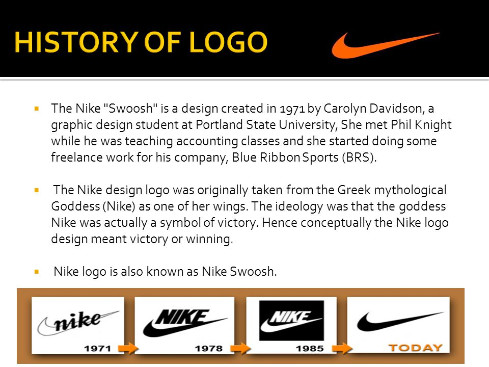 Nike Ppt Download