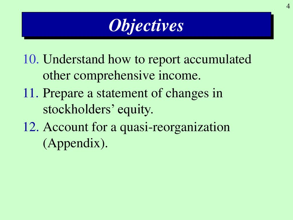 Earnings Per Share and Retained Earnings - ppt download