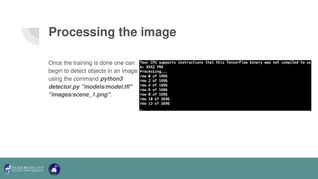 Using Tensorflow to Detect Objects in an Image - ppt download
