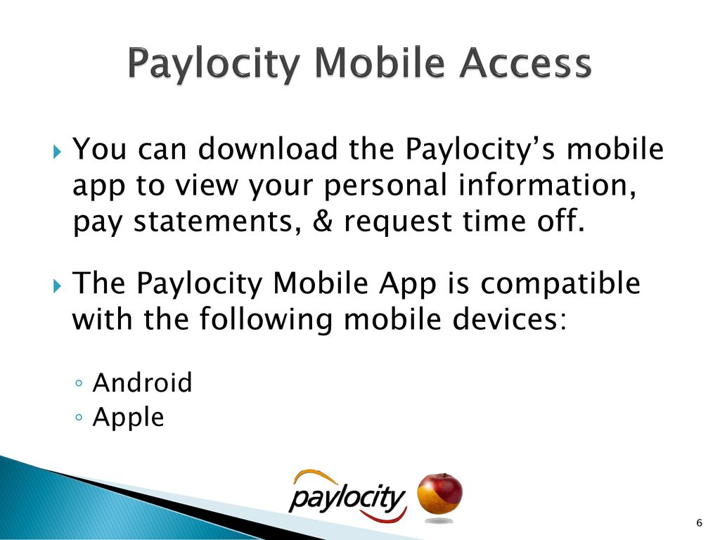 Access Paylocity ebcap managers payroll training - ppt download