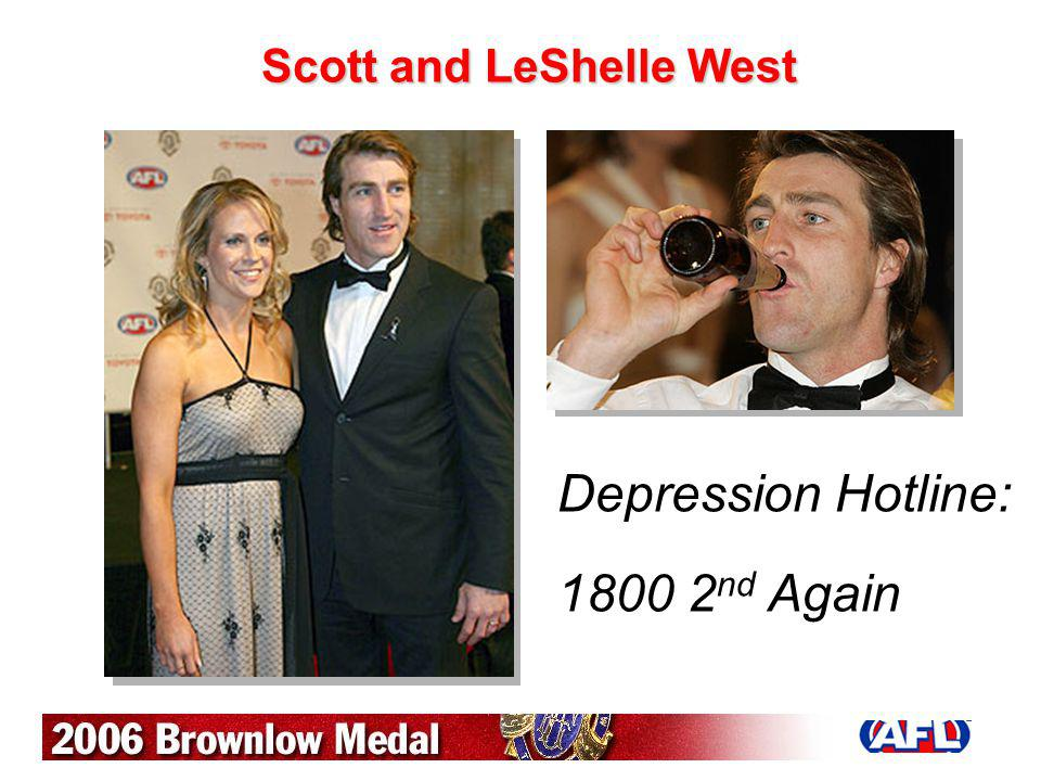 Scott and LeShelle West