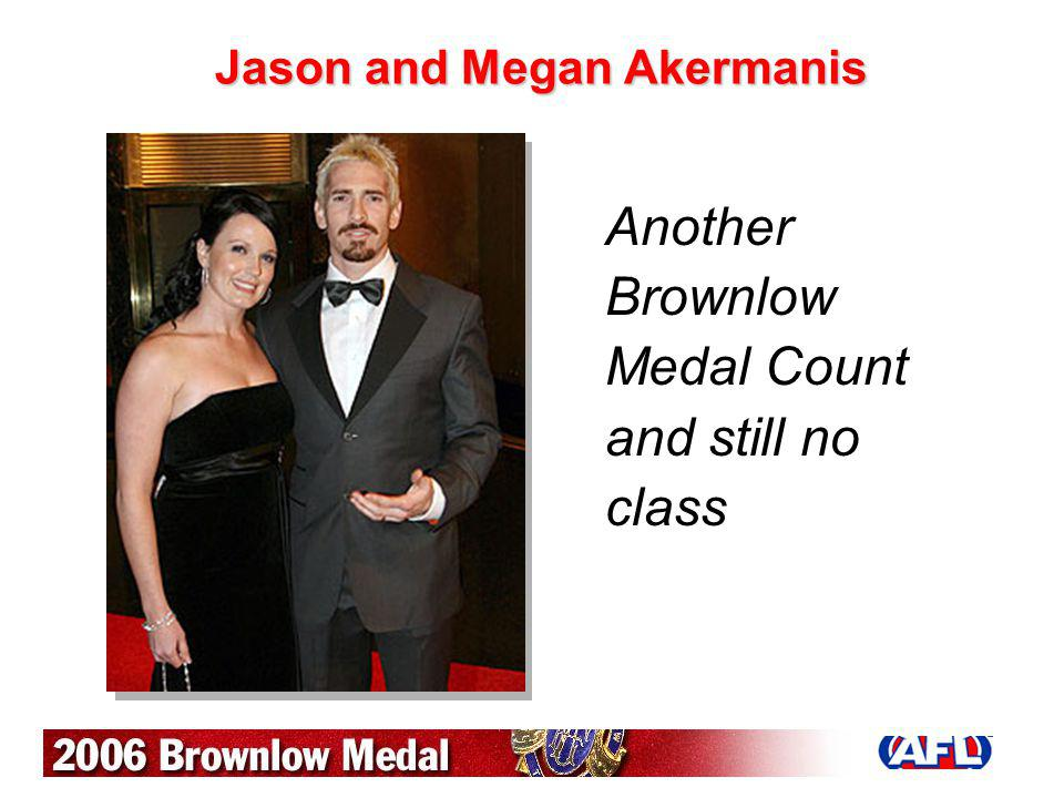 Jason and Megan Akermanis