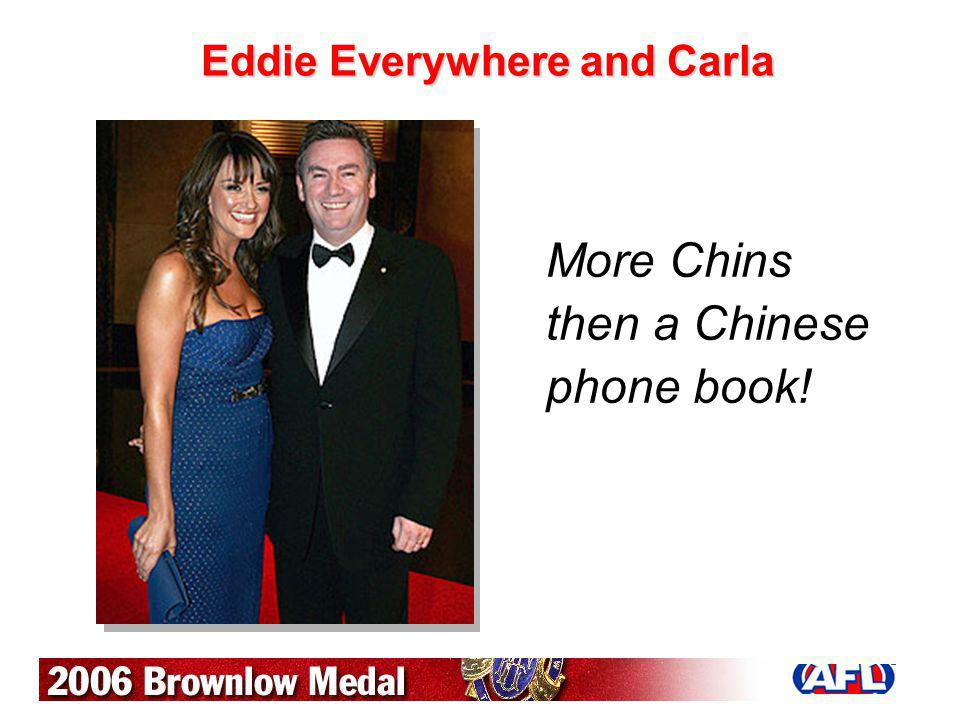 Eddie Everywhere and Carla