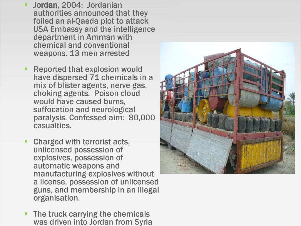 Practical Issues in controlling the chemical trade: - ppt download