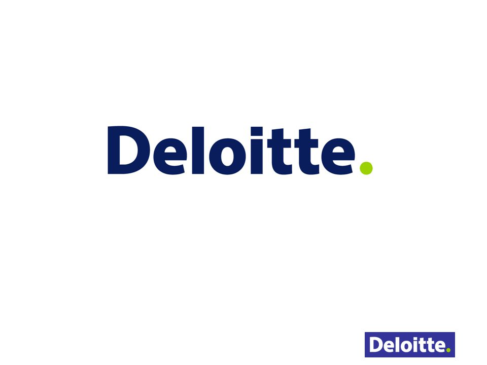 Deloitte, Canada's leading professional services firm, provides audit, tax, financial advisory services and consulting through more than 6,600 people in more than 46 offices.