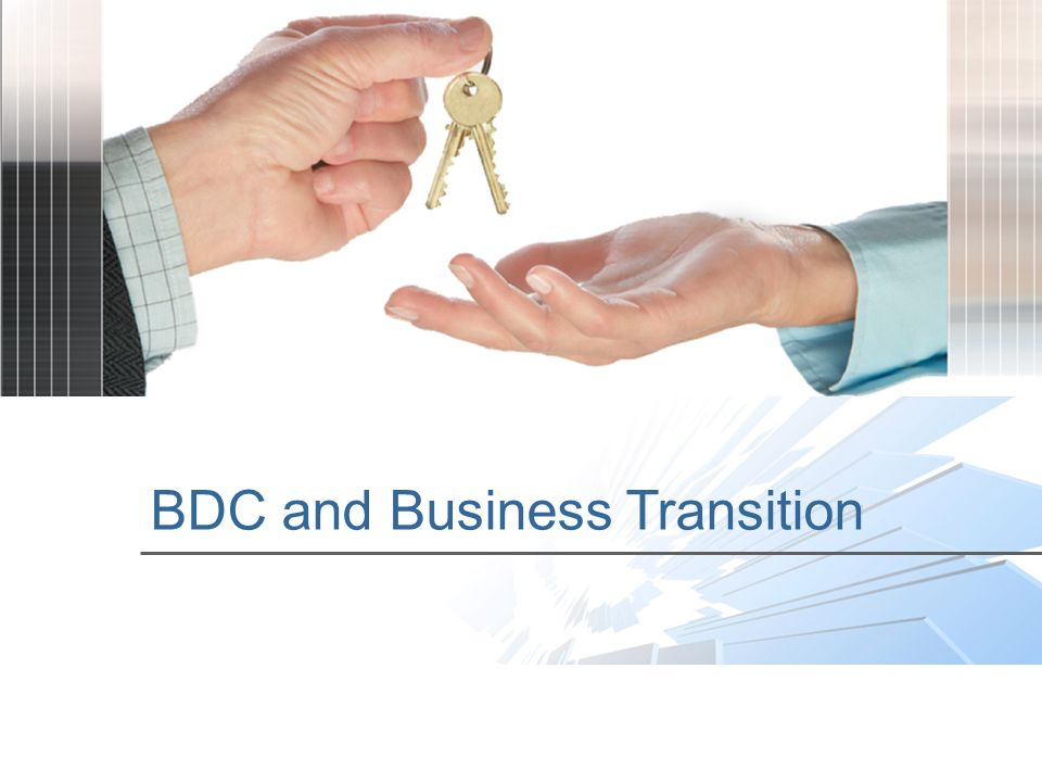 BDC and Business Transition