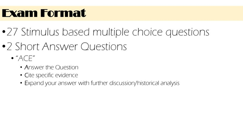 Exam #3  Exam #3 27 Stimulus based multiple choice questions