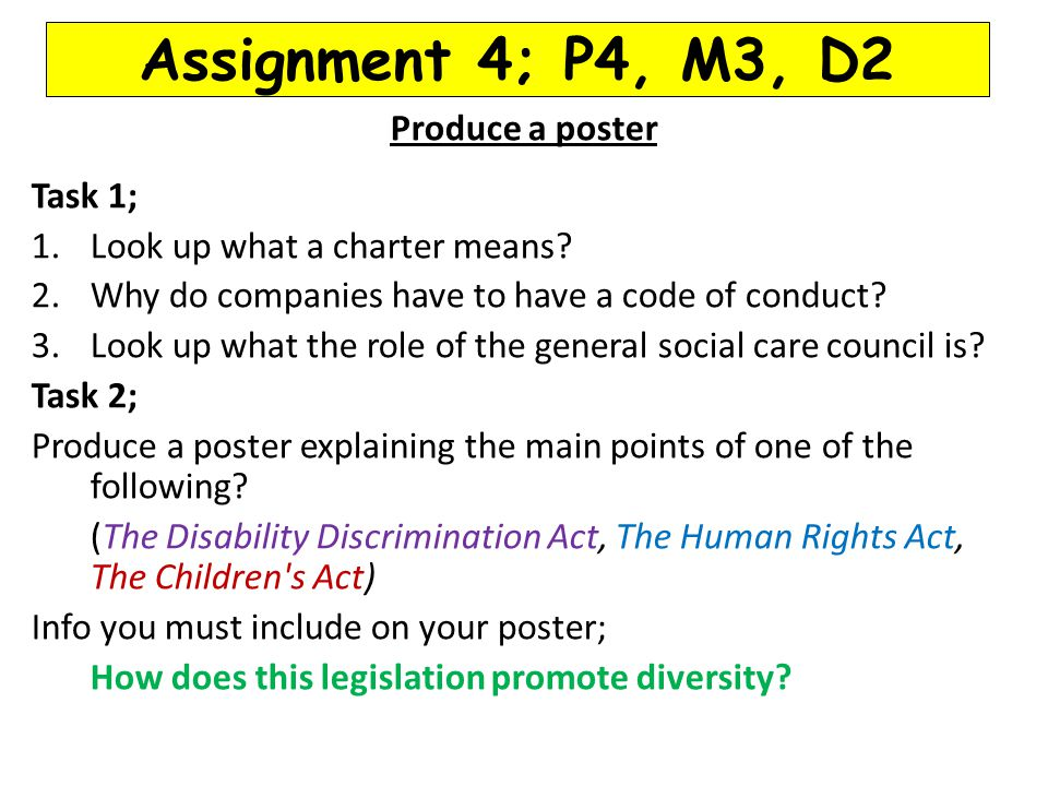 assignment 204 task b research and account Free essay: assignment 204 - task b – research and account identify two reports on serious failures to protect individuals on abuse write an account that.