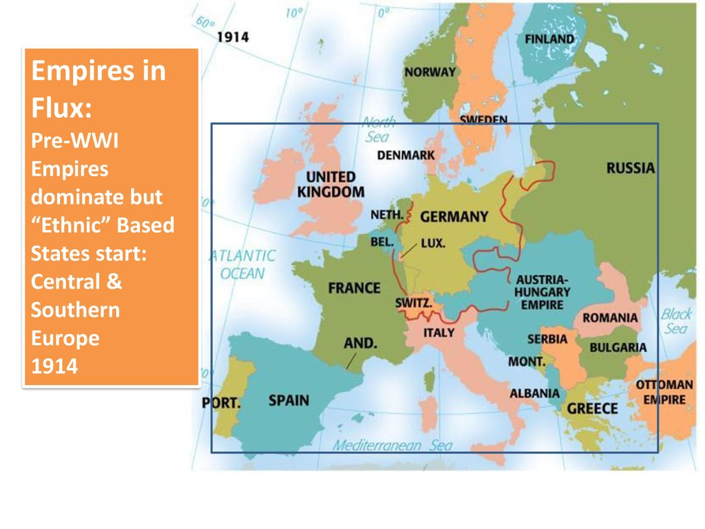 Picture of: Empire Era Multinational Empires To Ethnic Based States Central Southern Europe Ppt Download