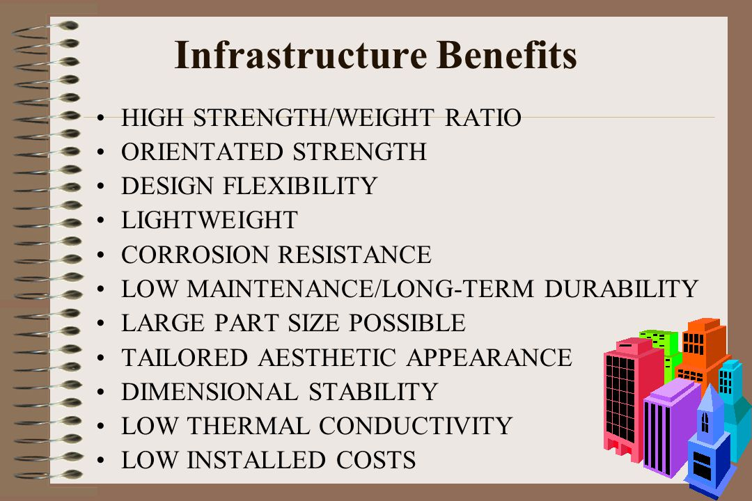 Infrastructure Benefits