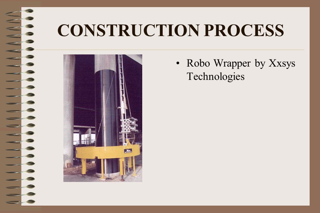 CONSTRUCTION PROCESS Robo Wrapper by Xxsys Technologies