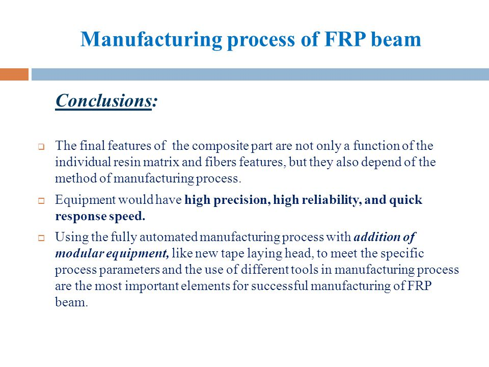Frp process ppt