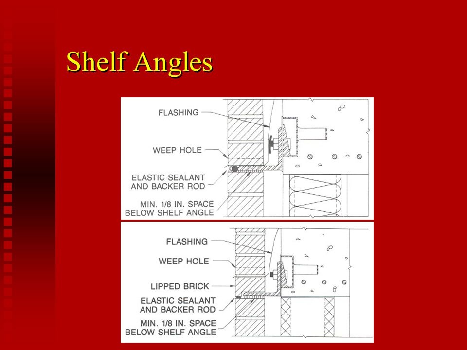 Shelf Angles